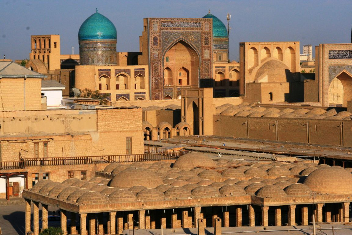 Viaggio in Uzbekistan Bukhara